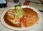 Chuy's enchiladas